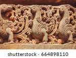 Stone Sculptures On The Hindu...
