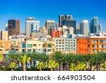 san diego  california  usa...   Shutterstock . vector #664903504