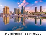 san diego  california  usa... | Shutterstock . vector #664935280