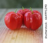 Small photo of Acerola cherries