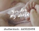 family parentage home love... | Shutterstock . vector #665020498