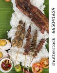Small photo of Authentic Filipino Style Boodle Fight