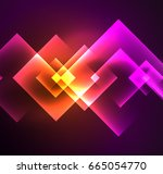 dark background design with... | Shutterstock .eps vector #665054770