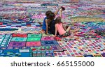 leeuwarden  the netherlands  ... | Shutterstock . vector #665155000