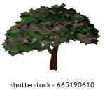 eps 10 vector illustration of... | Shutterstock .eps vector #665190610