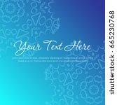 vector background for greeting...   Shutterstock .eps vector #665230768