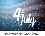 illustration of usa... | Shutterstock .eps vector #665349670