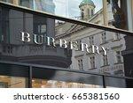 vienna  austria   may 03  2016  ... | Shutterstock . vector #665381560