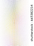 light multicolor pattern of... | Shutterstock . vector #665382214