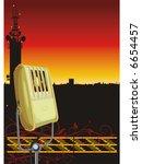 vector illustration vintage...   Shutterstock .eps vector #6654457