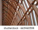 Small photo of AGO Interior - Wooden Architecture
