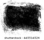 abstract vector grungy texture...   Shutterstock .eps vector #665516524