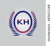 k h logo