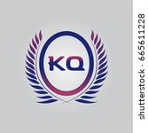 k q logo