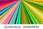color light speed up... | Shutterstock . vector #665669830
