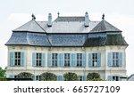 beautiful schloss niederweiden...   Shutterstock . vector #665727109