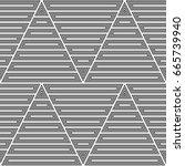 strokes  nd blocks wallpaper....   Shutterstock .eps vector #665739940