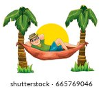 high quality vector color... | Shutterstock .eps vector #665769046