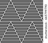 strokes and blocks wallpaper....   Shutterstock .eps vector #665799790