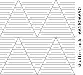 strokes and blocks wallpaper....   Shutterstock .eps vector #665806690
