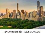 new york  ny usa   june 4  2017.... | Shutterstock . vector #665809108