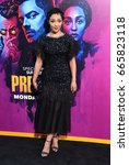 Small photo of LOS ANGELES - JUN 20: Ruth Negga arrives for the AMC Season Two 'Preacher' Premiere Screening on June 20, 2017 in Los Angeles, CA