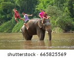 chiang rai  thailand   june 06  ... | Shutterstock . vector #665825569