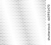 abstract halftone dotted... | Shutterstock .eps vector #665951470