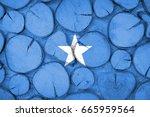 flag of somalia   Shutterstock . vector #665959564