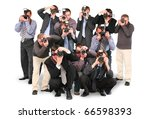 Many Photographers Paparazzi...