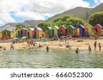 cape town  south africa  ...   Shutterstock . vector #666052300
