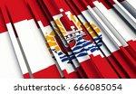 fragment flag of french... | Shutterstock . vector #666085054