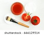 Tomato Face Mask For Natural...