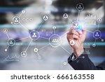 people network. organizational...