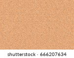 cork board wood surface.... | Shutterstock .eps vector #666207634