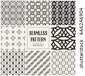 abstract concept vector... | Shutterstock .eps vector #666246904