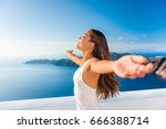 europe cruise destination... | Shutterstock . vector #666388714