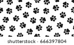 Cat Paw Dog Paw Kitten Vector...