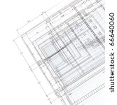construction in architecture.... | Shutterstock . vector #66640060