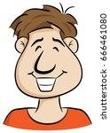 vector illustration of a... | Shutterstock .eps vector #666461080