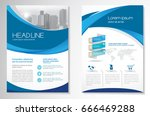 template vector design for... | Shutterstock .eps vector #666469288