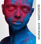 Paint Body And Creative Make U...