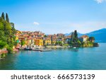 View Of Lake Como In The...