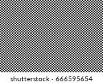 small checkered background  ... | Shutterstock .eps vector #666595654