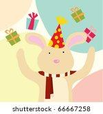 Bunny Birthday Celebration 3