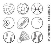 vector illustration. hand drawn ... | Shutterstock .eps vector #666685150