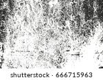 distressed overlay texture of... | Shutterstock .eps vector #666715963