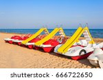 Colorful Series Of Pedalo...