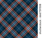 tartan seamless pattern...   Shutterstock .eps vector #666759508