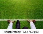 start background  top view of...   Shutterstock . vector #666760153